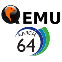 Image of QEMU AARCH64